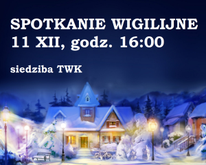 WIGILIA 2015 TWK